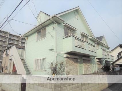 埼玉県さいたま市大宮区、大宮駅徒歩25分の築23年 2階建の賃貸アパート