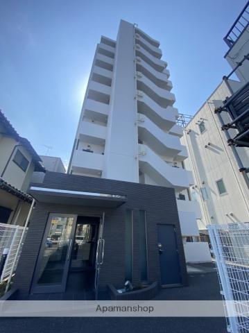 埼玉県さいたま市大宮区、大宮駅徒歩10分の築10年 9階建の賃貸マンション