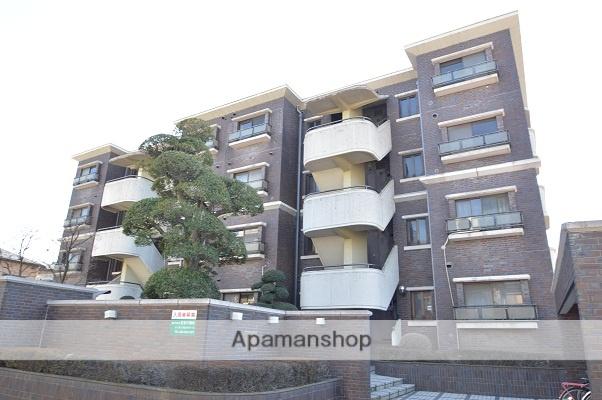 埼玉県さいたま市大宮区、大宮駅徒歩20分の築33年 4階建の賃貸マンション