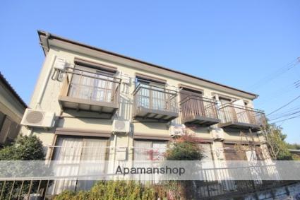 埼玉県さいたま市大宮区、北与野駅徒歩25分の築22年 2階建の賃貸アパート