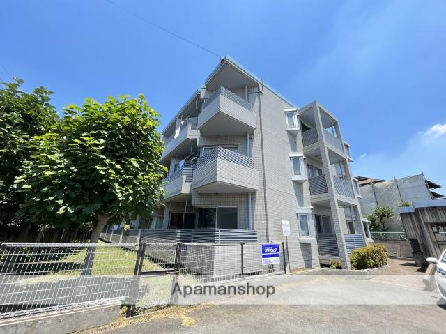埼玉県さいたま市北区、日進駅徒歩22分の築28年 3階建の賃貸マンション