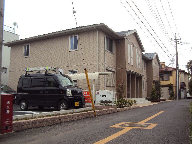 埼玉県さいたま市見沼区、大和田駅徒歩20分の築5年 2階建の賃貸アパート