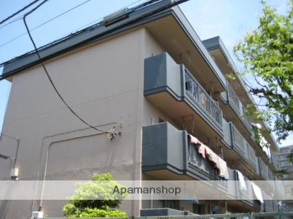 埼玉県さいたま市中央区、与野本町駅徒歩16分の築37年 4階建の賃貸マンション