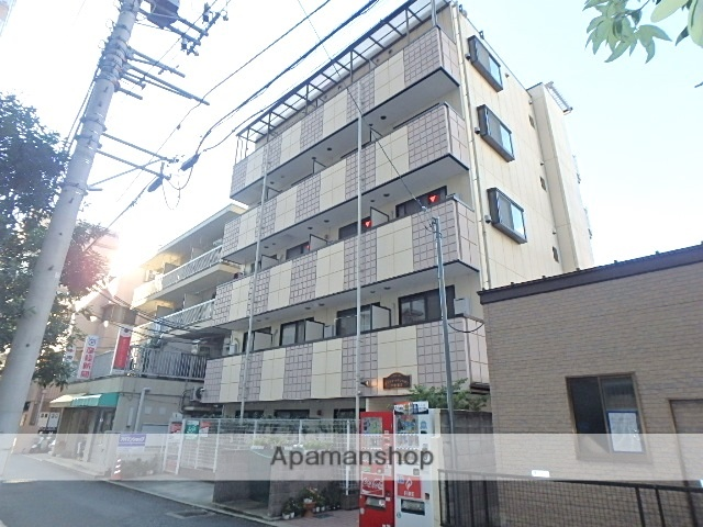 埼玉県さいたま市大宮区、北与野駅徒歩21分の築13年 5階建の賃貸マンション