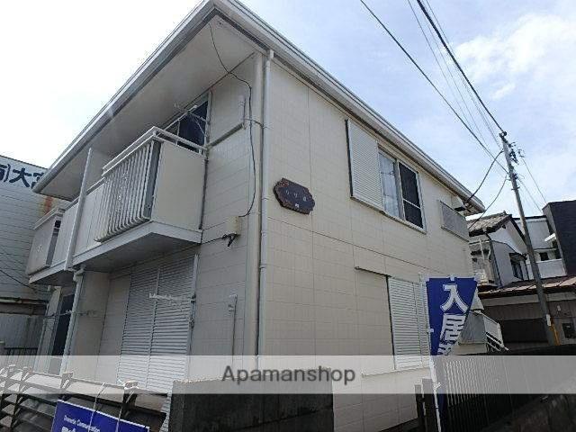 埼玉県さいたま市大宮区、大宮駅徒歩14分の築27年 2階建の賃貸アパート