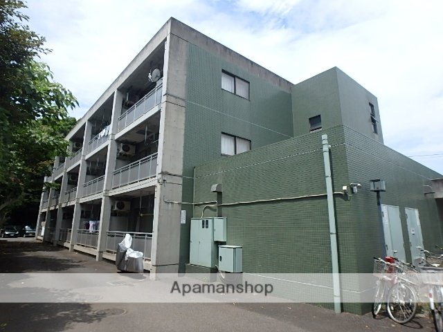 埼玉県さいたま市見沼区、大和田駅徒歩3分の築22年 3階建の賃貸マンション