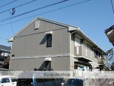 埼玉県さいたま市北区、土呂駅徒歩5分の築25年 2階建の賃貸アパート