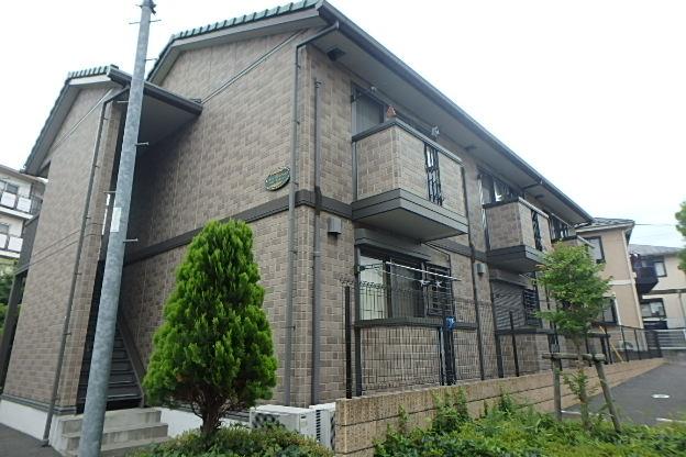 埼玉県さいたま市大宮区、さいたま新都心駅徒歩17分の築11年 2階建の賃貸アパート