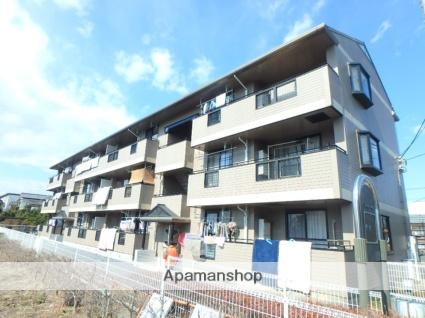 埼玉県さいたま市北区、日進駅徒歩11分の築22年 3階建の賃貸アパート