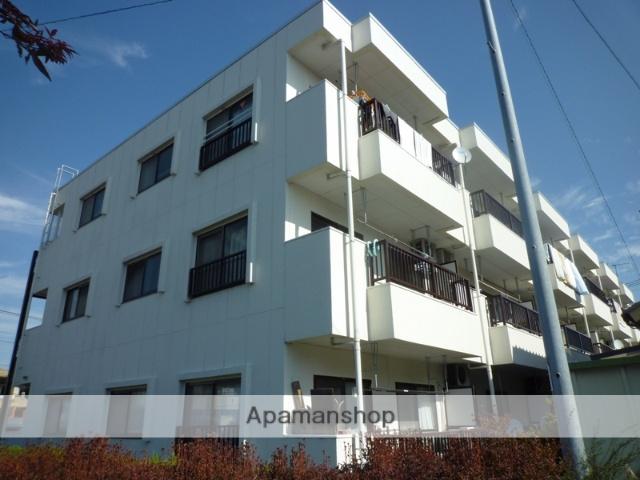埼玉県さいたま市西区、指扇駅徒歩27分の築33年 3階建の賃貸マンション