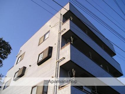 埼玉県さいたま市見沼区、七里駅徒歩20分の築23年 4階建の賃貸マンション