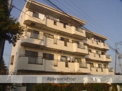 埼玉県さいたま市見沼区、七里駅徒歩17分の築24年 4階建の賃貸マンション