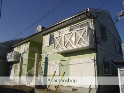 埼玉県さいたま市見沼区、大和田駅徒歩12分の築25年 2階建の賃貸アパート
