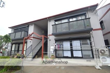 埼玉県さいたま市中央区、大宮駅バス18分円阿弥下車後徒歩3分の築22年 2階建の賃貸アパート
