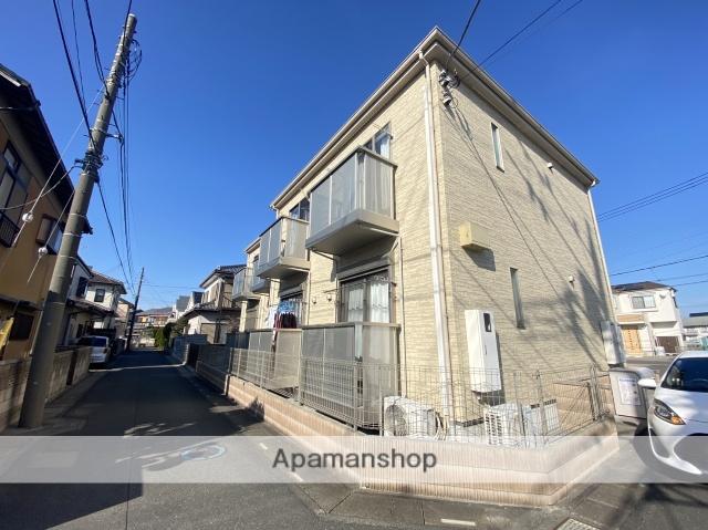 埼玉県さいたま市西区、指扇駅徒歩6分の築1年 2階建の賃貸アパート