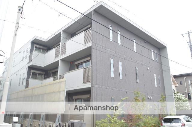 埼玉県さいたま市大宮区、大宮駅徒歩14分の新築 3階建の賃貸マンション