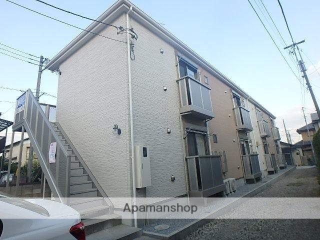 埼玉県さいたま市岩槻区、岩槻駅徒歩11分の新築 2階建の賃貸アパート