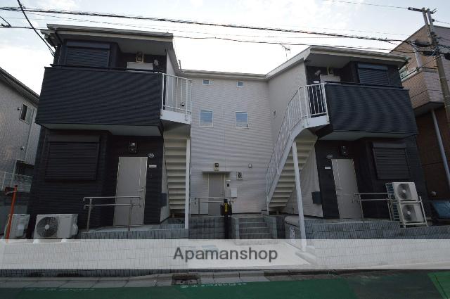 埼玉県さいたま市大宮区、さいたま新都心駅徒歩18分の新築 2階建の賃貸アパート