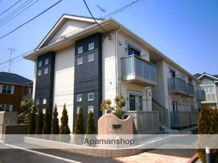 埼玉県さいたま市岩槻区、東岩槻駅徒歩4分の築7年 2階建の賃貸アパート