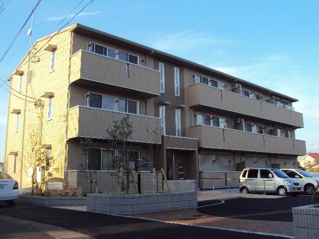 埼玉県さいたま市見沼区、大和田駅徒歩20分の築5年 3階建の賃貸アパート
