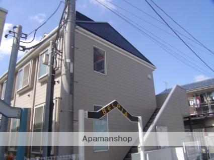 埼玉県さいたま市北区、大宮駅徒歩24分の築29年 2階建の賃貸アパート