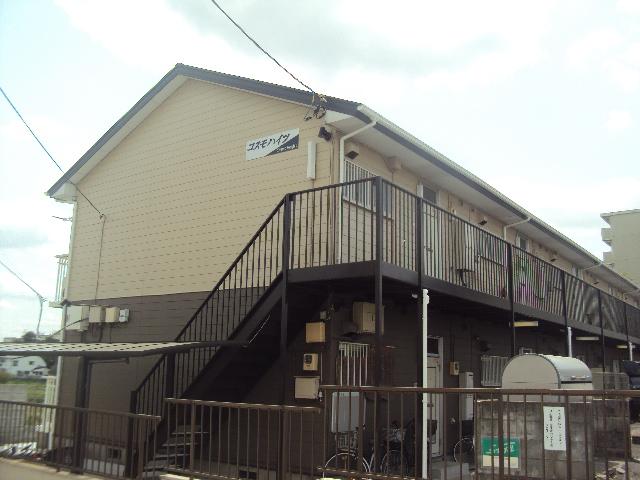 埼玉県さいたま市大宮区、北与野駅徒歩24分の築26年 2階建の賃貸アパート