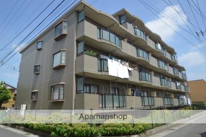 埼玉県さいたま市大宮区、北与野駅徒歩22分の築23年 4階建の賃貸マンション