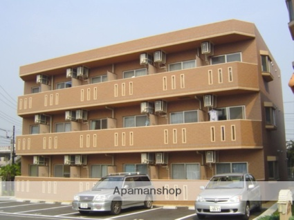 埼玉県さいたま市大宮区、土呂駅徒歩14分の築13年 3階建の賃貸マンション