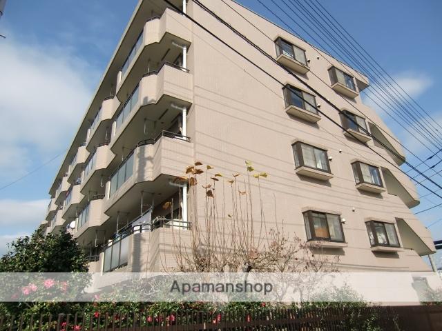 埼玉県さいたま市大宮区、北与野駅徒歩18分の築22年 5階建の賃貸マンション