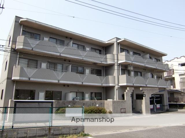 埼玉県さいたま市北区、日進駅徒歩10分の築23年 3階建の賃貸マンション