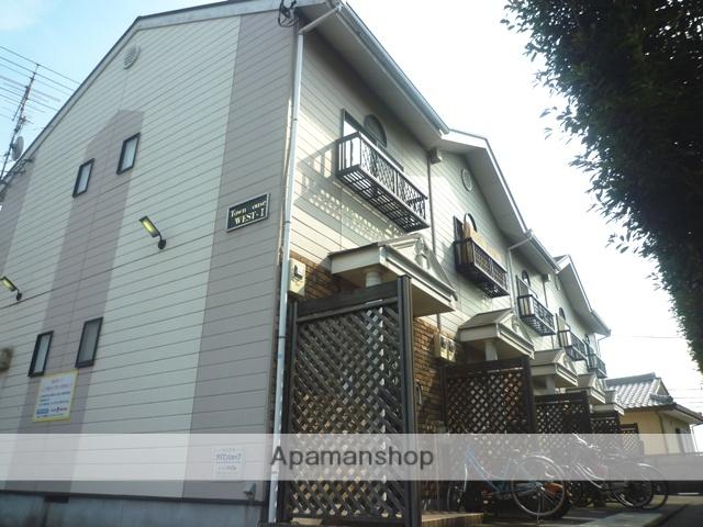 埼玉県さいたま市西区、指扇駅徒歩28分の築19年 2階建の賃貸テラスハウス