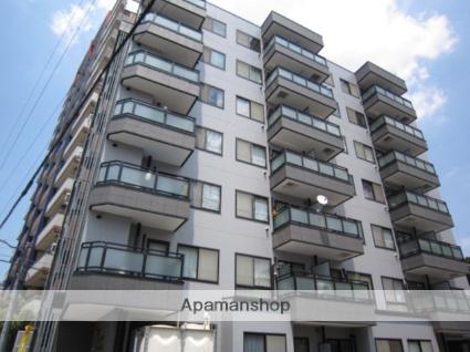 埼玉県さいたま市大宮区、さいたま新都心駅徒歩7分の築16年 7階建の賃貸マンション