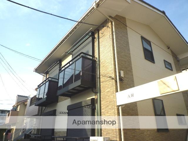 埼玉県さいたま市西区、指扇駅徒歩5分の築15年 2階建の賃貸アパート