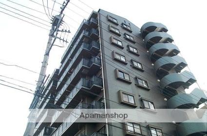 埼玉県さいたま市中央区、与野本町駅徒歩18分の築21年 9階建の賃貸マンション