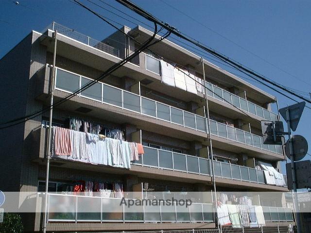 埼玉県さいたま市大宮区、大宮駅徒歩13分の築23年 5階建の賃貸マンション