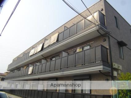 埼玉県さいたま市西区、指扇駅徒歩2分の築13年 3階建の賃貸アパート