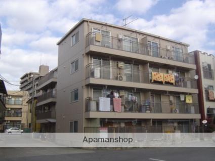 埼玉県さいたま市北区、日進駅徒歩9分の築34年 4階建の賃貸マンション