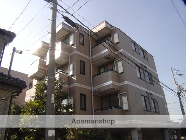 埼玉県さいたま市北区、北大宮駅徒歩6分の築22年 4階建の賃貸マンション