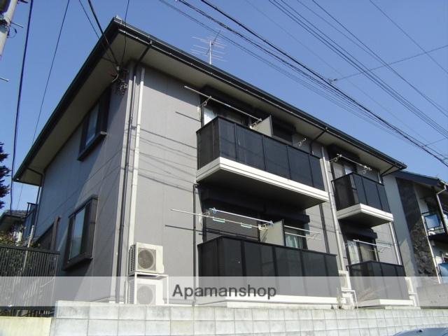 埼玉県さいたま市見沼区、大宮駅徒歩35分の築15年 2階建の賃貸アパート