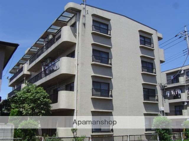 埼玉県さいたま市大宮区、大宮駅徒歩17分の築27年 4階建の賃貸マンション