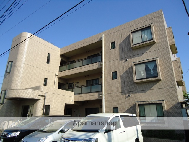埼玉県さいたま市大宮区、大宮駅徒歩12分の築21年 3階建の賃貸マンション