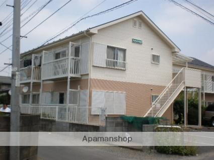 埼玉県さいたま市西区、指扇駅徒歩30分の築24年 2階建の賃貸アパート