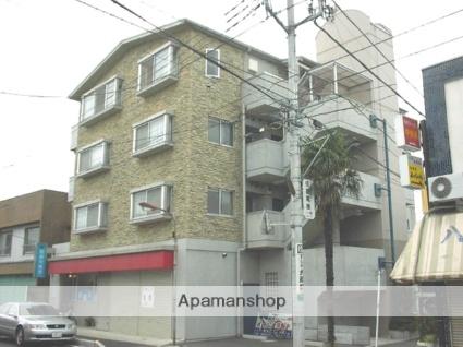 埼玉県さいたま市北区、土呂駅徒歩6分の築18年 4階建の賃貸マンション