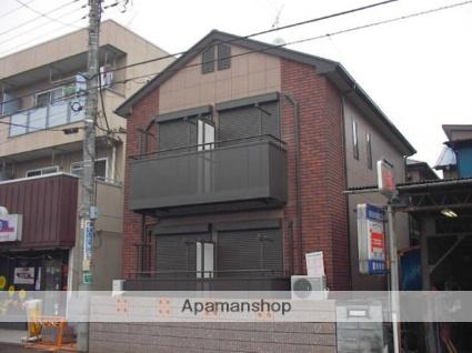 埼玉県さいたま市見沼区、七里駅徒歩5分の築15年 2階建の賃貸アパート