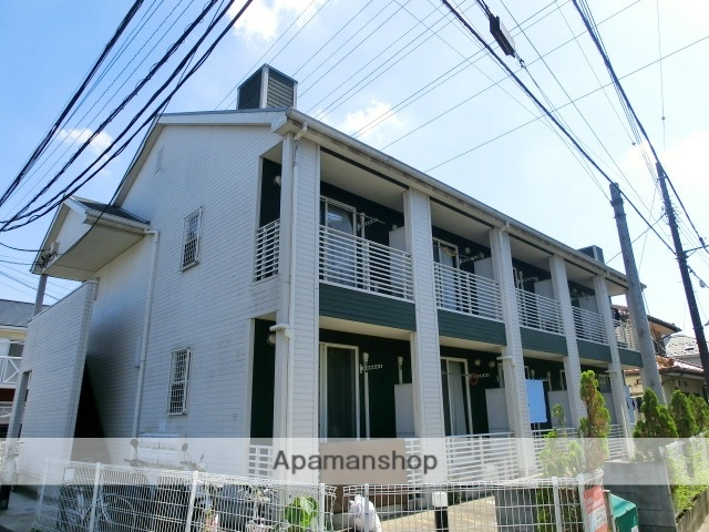 埼玉県さいたま市見沼区、土呂駅徒歩30分の築13年 2階建の賃貸アパート