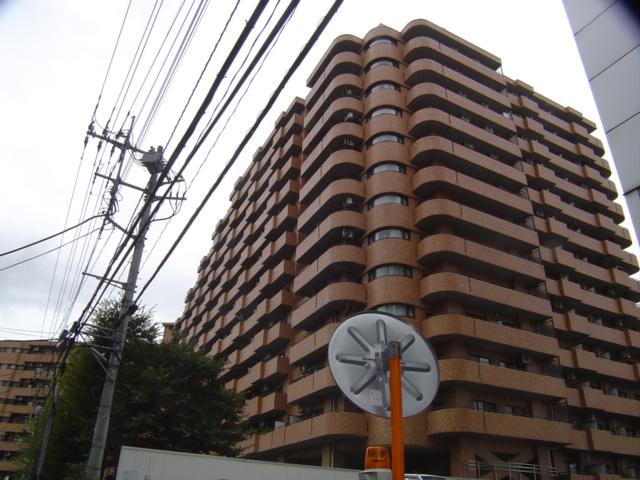 埼玉県さいたま市大宮区、大宮駅徒歩10分の築27年 14階建の賃貸マンション