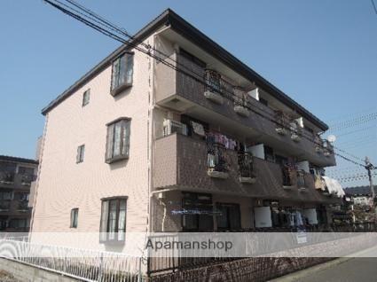 埼玉県さいたま市北区、土呂駅徒歩8分の築24年 3階建の賃貸マンション