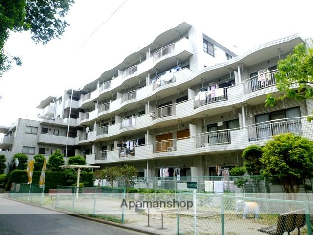 埼玉県さいたま市大宮区、北与野駅徒歩36分の築28年 5階建の賃貸マンション