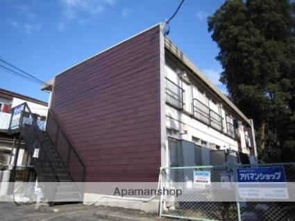 埼玉県さいたま市大宮区、北与野駅徒歩21分の築38年 2階建の賃貸アパート