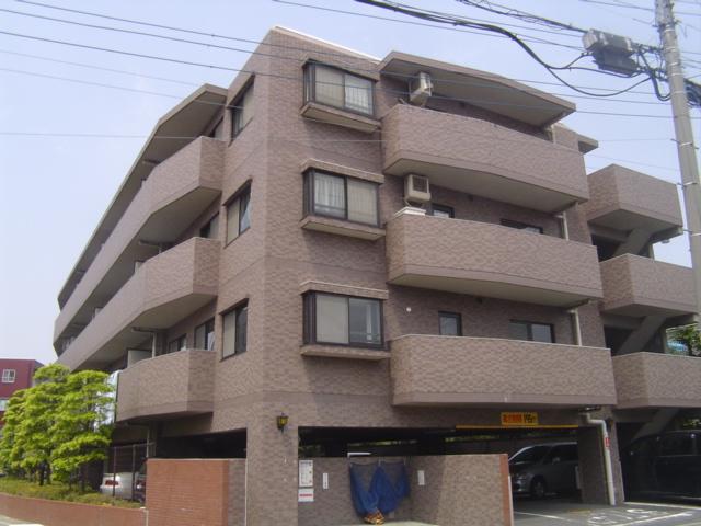 埼玉県さいたま市大宮区、大宮駅徒歩18分の築22年 5階建の賃貸マンション